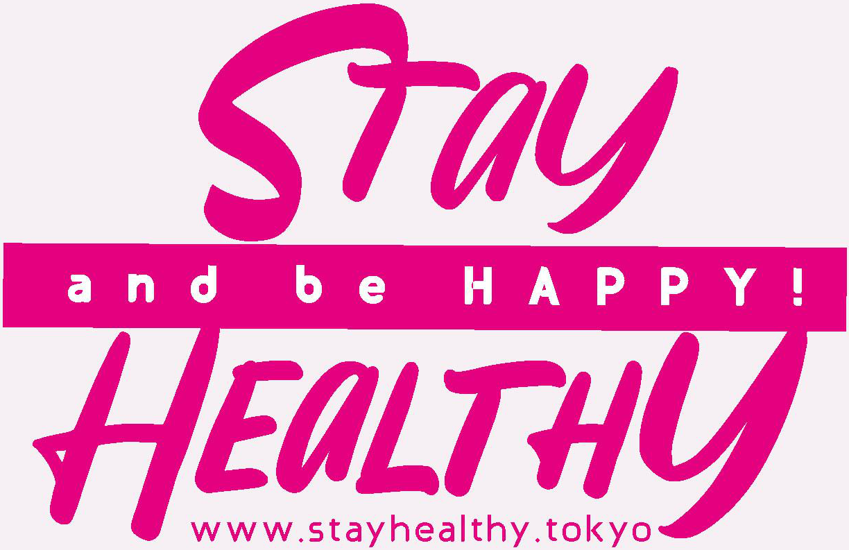 STAY HEALTHY and be HAPPY!